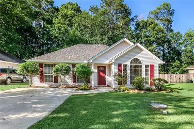 Single Family Home For Sale: 933 Joans Street