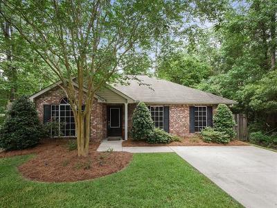 Slidell Single Family Home For Sale: 57404 Beech Avenue