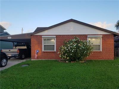 Marrero Single Family Home For Sale: 1624 Farrington Drive