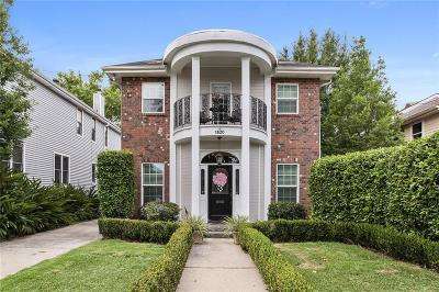 Metairie Single Family Home For Sale: 1620 Oleander Street
