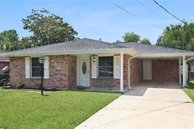 Single Family Home For Sale: 508 Blanche Street