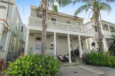 Single Family Home For Sale: 818-820 Valmont Street