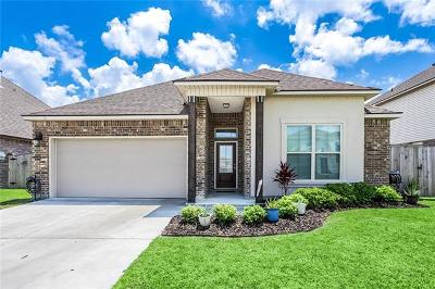 Slidell Single Family Home For Sale: 205 West Lake Court