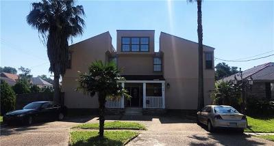 Single Family Home For Sale: 6229 Bellaire Drive
