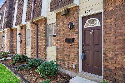 Metairie Condo For Sale: 4045 Division Street #4045