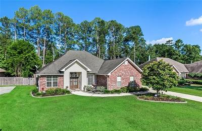 Single Family Home For Sale: 849 Sweet Bay Drive