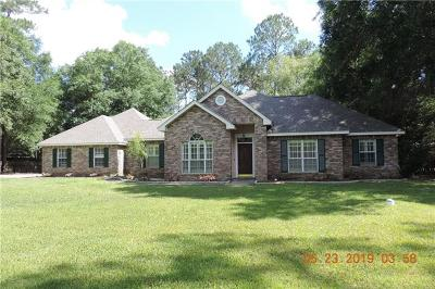 Single Family Home For Sale: 412 Independence Drive