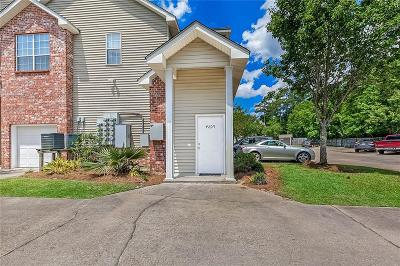 Slidell Multi Family Home For Sale: 513 Spartan Drive #4209