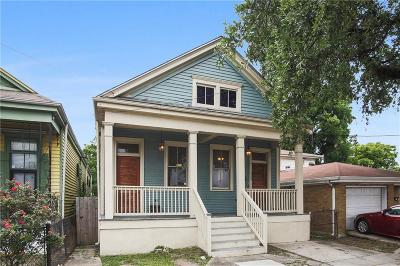 New Orleans Single Family Home For Sale: 1522 Poland Avenue