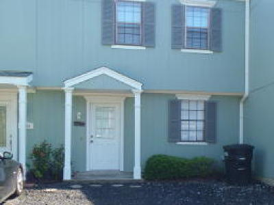 Kenner Townhouse For Sale: 4244 Paradis Lane