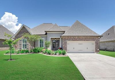Madisonville Single Family Home For Sale: 6021 Canary Drive