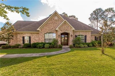 Single Family Home For Sale: 1043 Creek Court