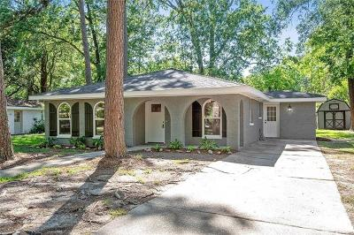 Single Family Home For Sale: 207 W Hickory Street