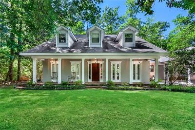 Covington Single Family Home For Sale: 94 N Magnolia Drive