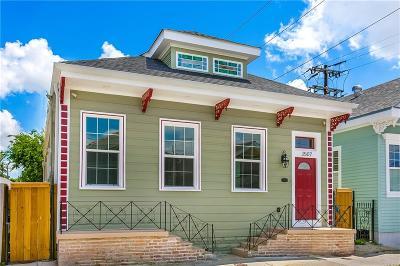 Single Family Home For Sale: 2507 St Ann Street