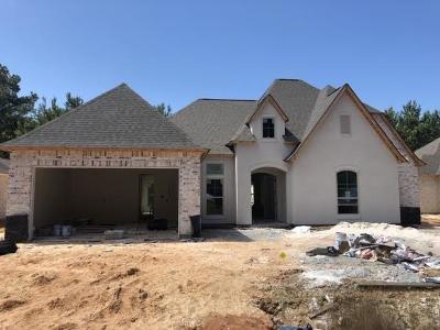 Madisonville Single Family Home For Sale: 4096 Oak Bend Lane