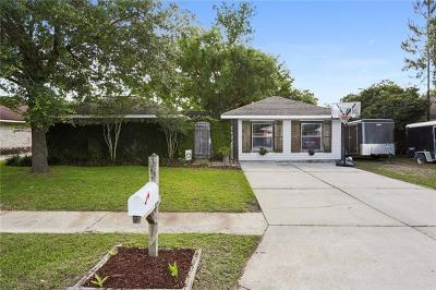 Slidell Single Family Home For Sale: 808 Pearl Street