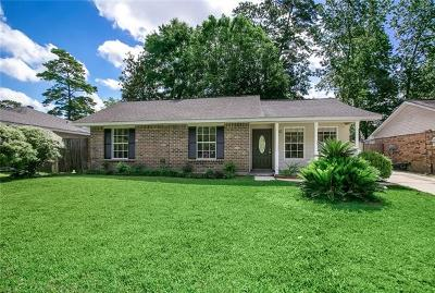 Single Family Home For Sale: 410 Forest Loop