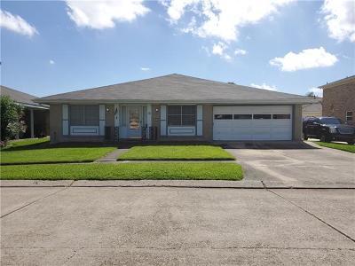 Kenner Single Family Home For Sale: 6 Osborne Avenue