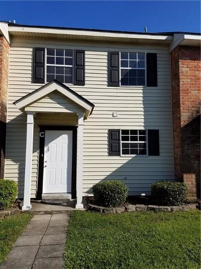 Destrehan, St. Rose Multi Family Home For Sale: 33 Brandon Hall Drive #C