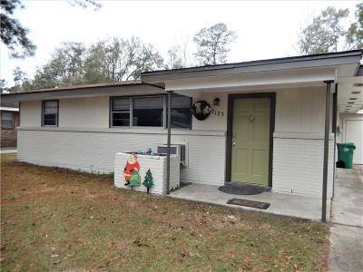 Slidell Single Family Home For Sale: 3123 Dee Street