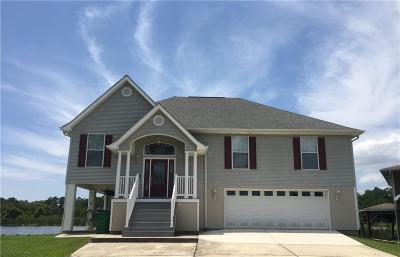 Slidell Single Family Home For Sale: 151 Middlebrook Drive