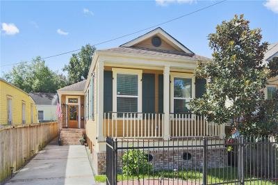 Single Family Home For Sale: 7606 Hurst Street