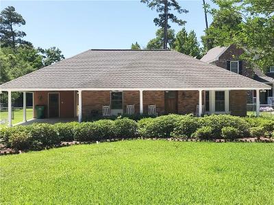 Single Family Home For Sale: 1014 Marigny Avenue