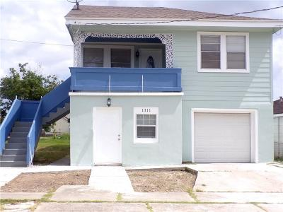 Gretna Single Family Home For Sale: 1311 Cook Street