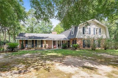 Covington Single Family Home For Sale: 12 Ellen Drive