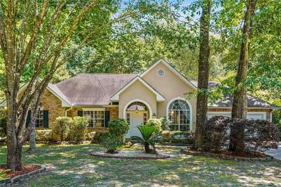 Mandeville Single Family Home For Sale: 48 Forest Green Drive
