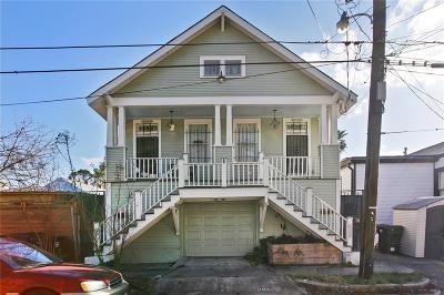 Multi Family Home For Sale: 2860 Maurepas Street