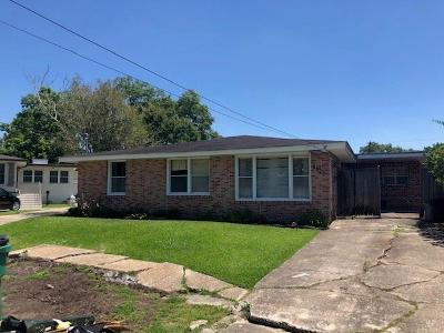 River Ridge, Harahan Single Family Home For Sale: 9029 Inez Street