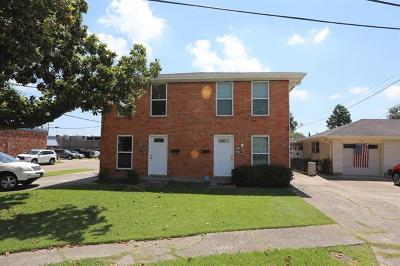 Metairie Multi Family Home For Sale: 4221 Kent Avenue