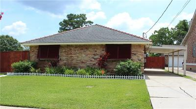 Single Family Home For Sale: 2422 Mercedes Boulevard