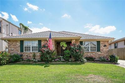 Single Family Home For Sale: 6211 Bellaire Drive