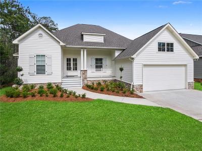 Covington Single Family Home For Sale: 253 Partridge Street