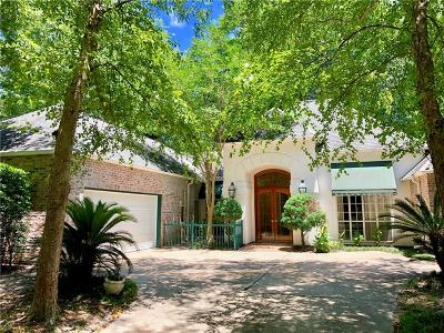 Mandeville Single Family Home For Sale: 1252 Bluewater Drive