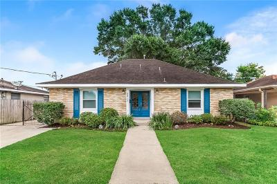 Metairie Single Family Home For Sale: 2817 Belmont Place
