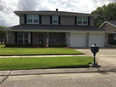 Harvey Single Family Home For Sale: 1116 Orchid Drive