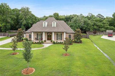 Madisonville Single Family Home For Sale: 508 Tallow Tree Drive