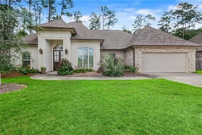 Covington Single Family Home For Sale: 408 Brier Meadow Lane