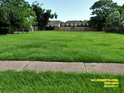 Lakeview Residential Lots & Land For Sale: 941 Robert E Lee Boulevard