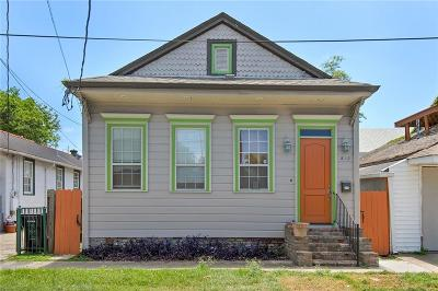 Single Family Home For Sale: 812 N Dupre Street