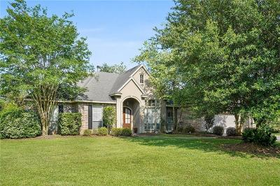Mandeville Single Family Home For Sale: 543 Red Maple Drive