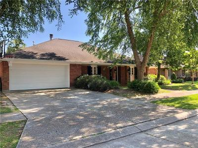 Single Family Home For Sale: 7305 Westminster Drive