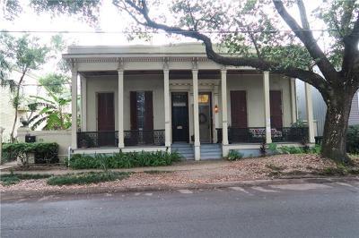 Jefferson Parish, Orleans Parish Multi Family Home For Sale: 907 Washington Avenue #1