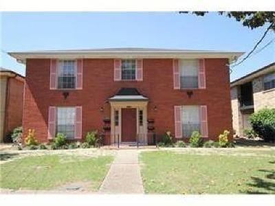 Metairie Multi Family Home For Sale: 4429 Yale Street #D