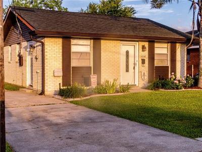 Gretna Single Family Home For Sale: 1608 Newton Street