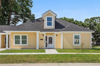 Kenner Single Family Home For Sale: 2601 Idaho Avenue